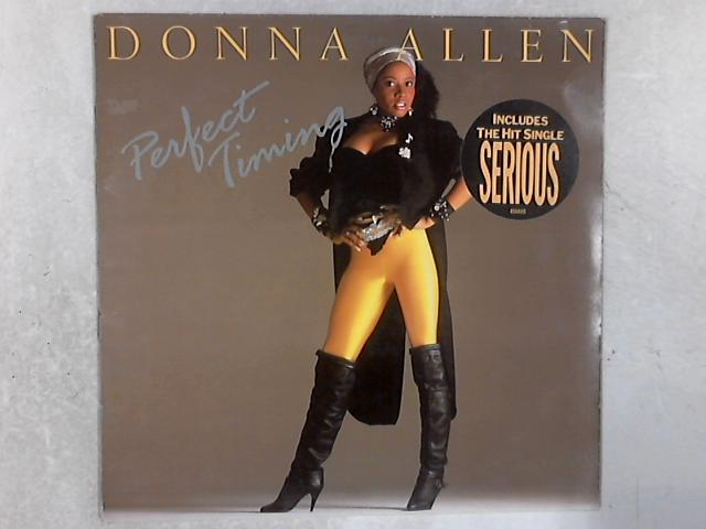 Perfect Timing LP By Donna Allen