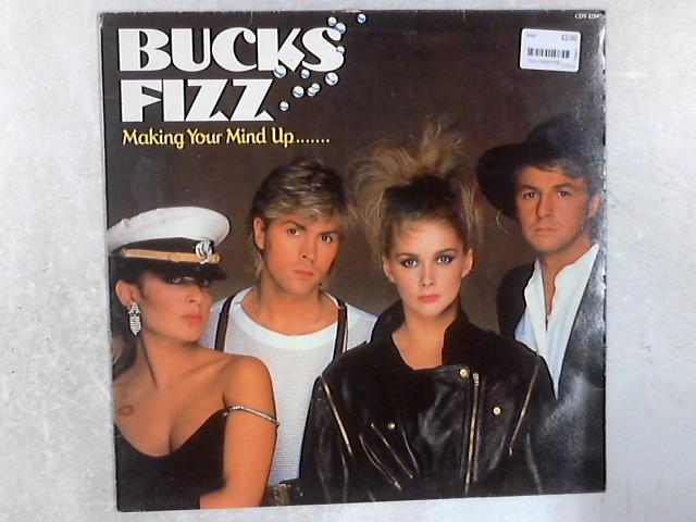 Making Your Mind Up..... LP By Bucks Fizz