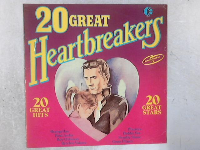 20 Great Heartbreakers COMP LP By Various