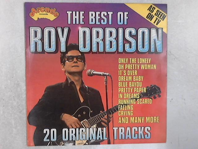 The Best Of Roy Orbison LP By Roy Orbison