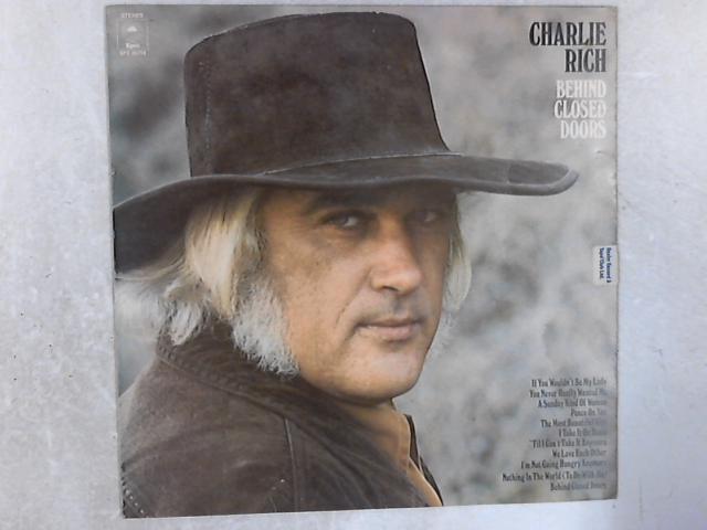 Behind Closed Doors LP By Charlie Rich
