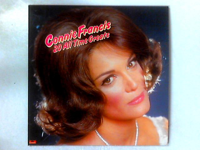 20 All Time Greats LP COMP By Connie Francis
