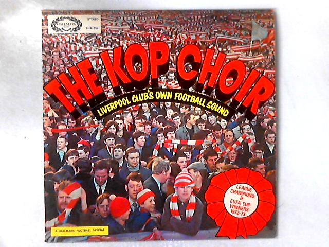 Liverpool Club's Own Football Sound LP By The Kop Choir