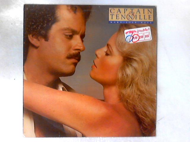 Make Your Move LP By Captain And Tennille