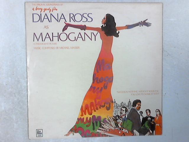 Mahogany OST LP By Michael Masser