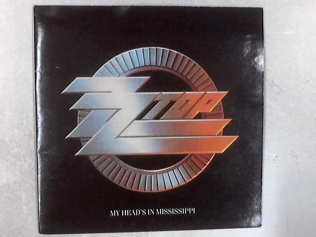 My Head's In Mississippi 12in Single By ZZ Top