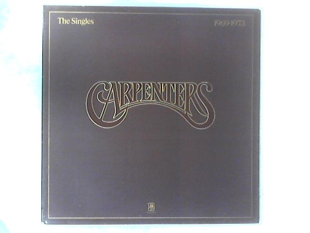 The Singles 1969-1973 LP By Carpenters
