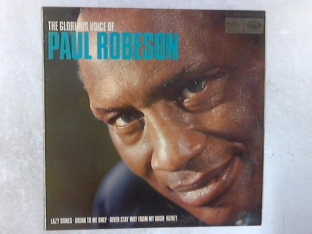 Paul Robeson LP By Paul Robeson