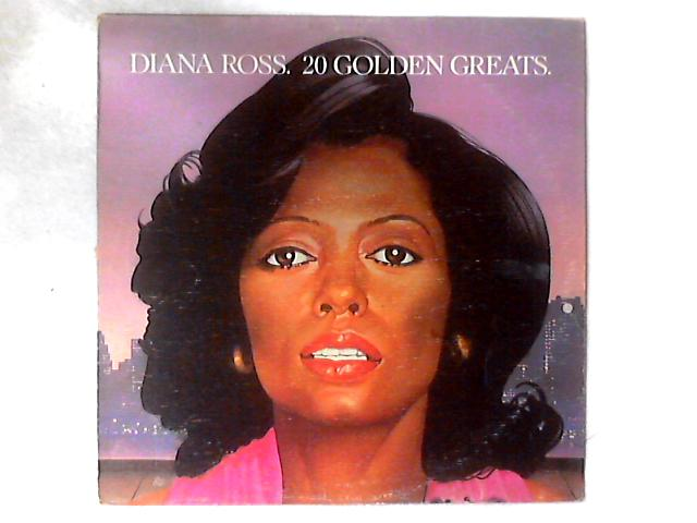 20 Golden Greats LP COMP By Diana Ross