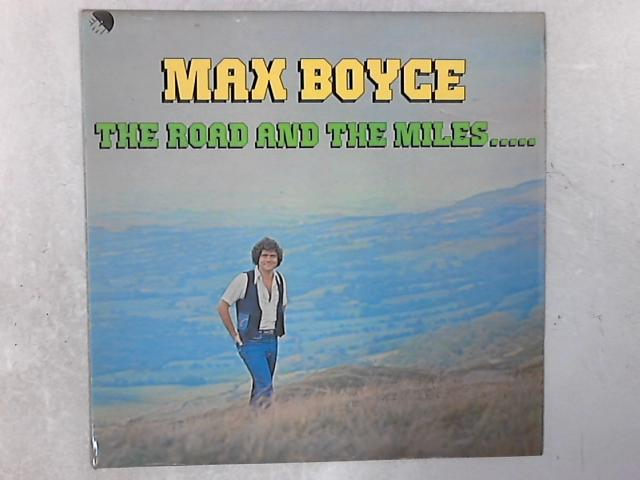 The Road And The Miles... LP By Max Boyce