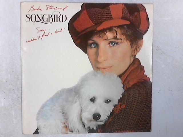 Songbird LP By Barbra Streisand