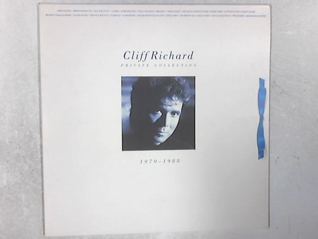 Private Collection (1979 - 1988) 2xLP By Cliff Richard