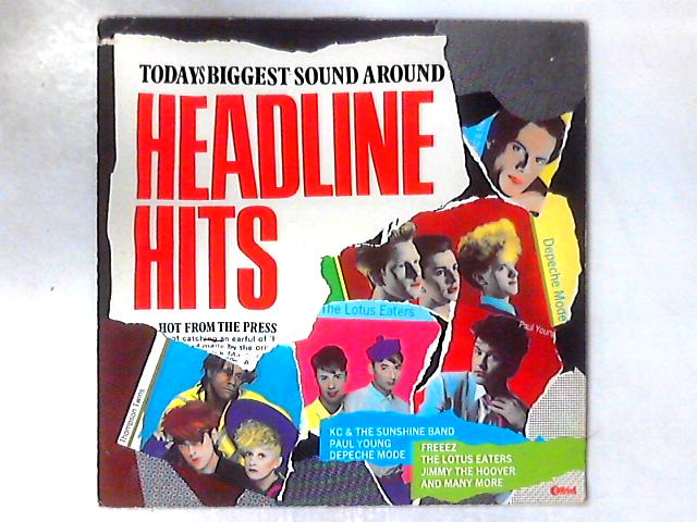 Headline Hits LP COMP By Various