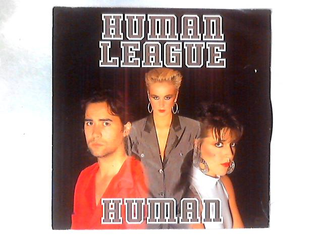 Human 12in By The Human League