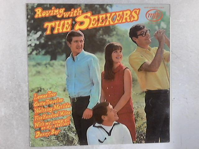 Roving With The Seekers LP By The Seekers