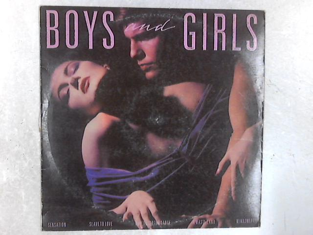 Boys And Girls LP By Bryan Ferry