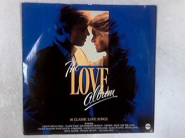 The Love Album COMP LP By Various