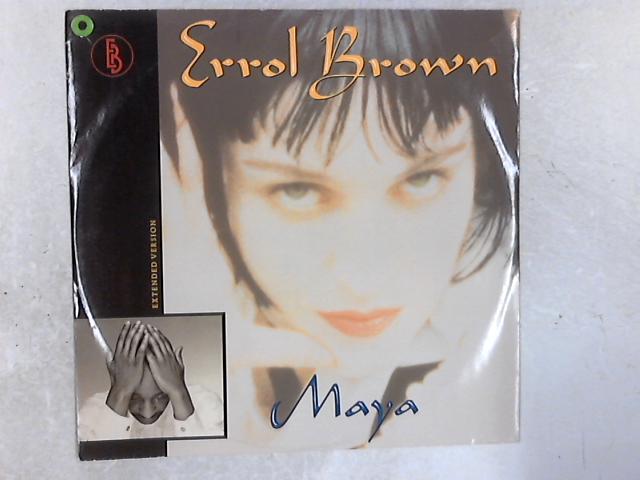 Maya 12in Single By Errol Brown