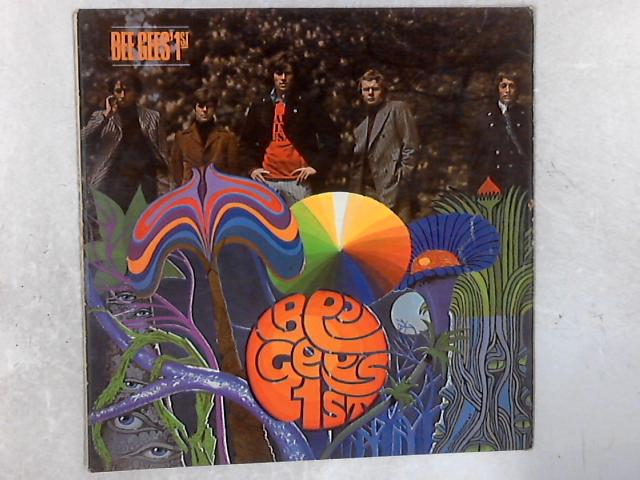Bee Gees' 1st LP By Bee Gees