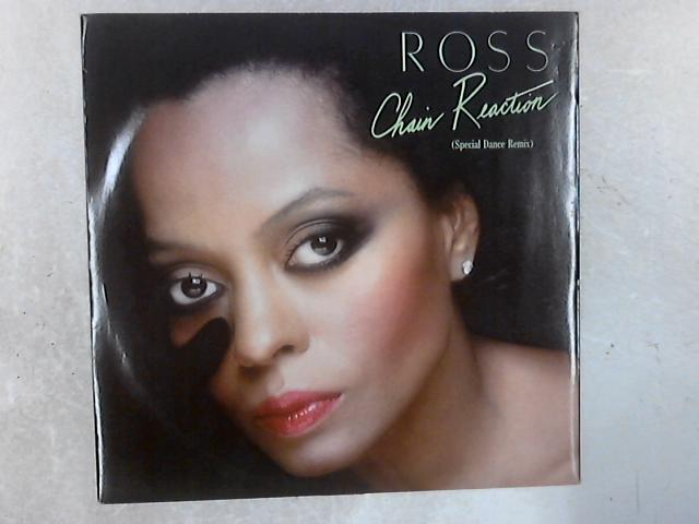 Chain Reaction (Special Dance Remix) 12in Single By Diana Ross