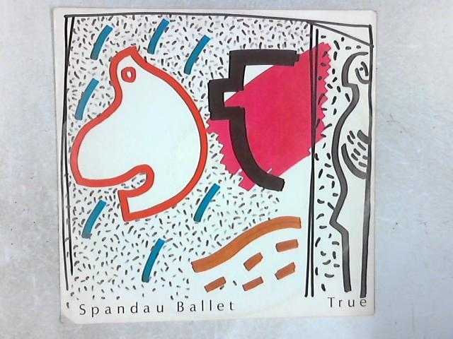 True 12in Single By Spandau Ballet