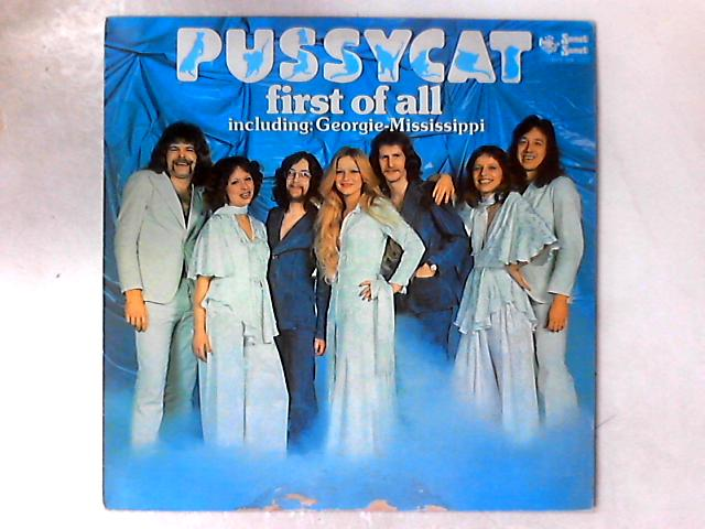 First Of All LP By Pussycat (2)