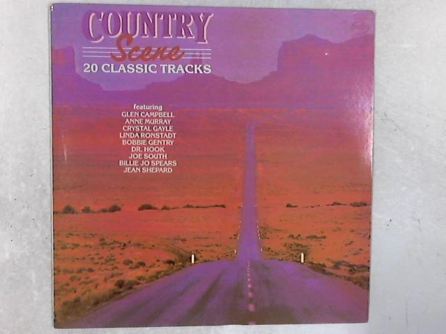 Country Scene (20 Classic Tracks) COMP LP By Various
