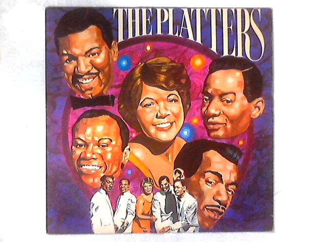 The Platters LP COMP By The Platters