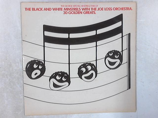 30 Golden Greats LP By The George Mitchell Minstrels