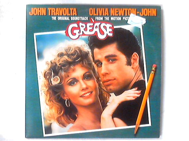 Grease (The Original Soundtrack From The Motion Picture) 2xLP GATEFOLD By Various