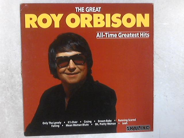 All-Time Greatest Hits LP By Roy Orbison