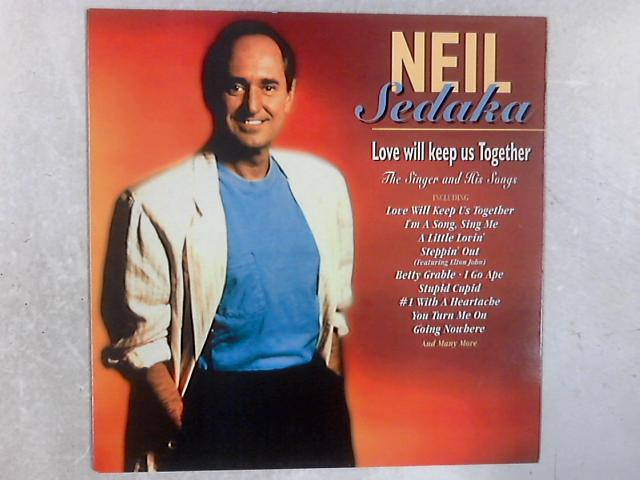 Love Will Keep Us Together LP By Neil Sedaka