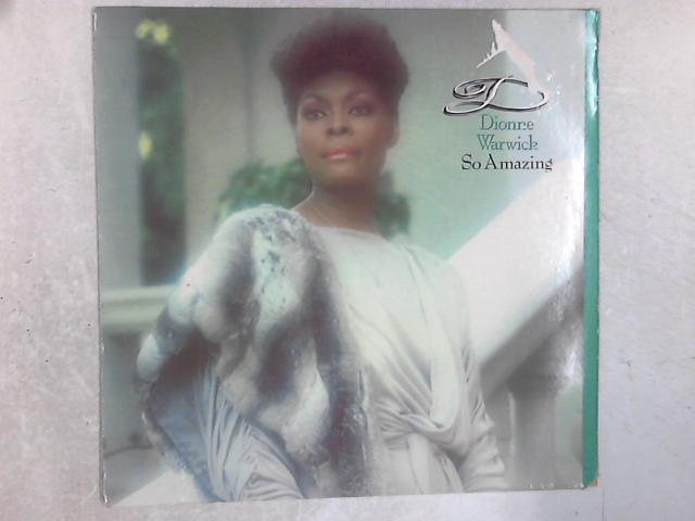 So Amazing LP By Dionne Warwick
