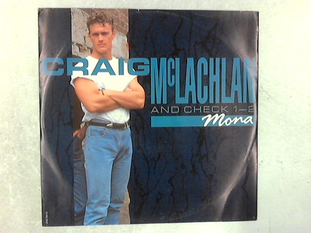 Mona 12in Single By Craig McLachlan & Check 1-2