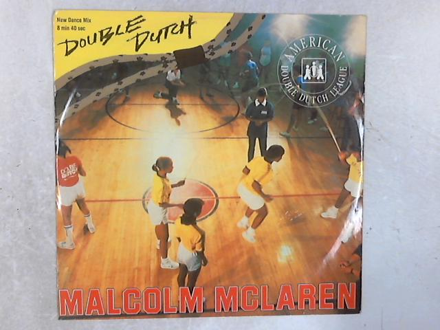 Double Dutch 12in Single By Malcolm McLaren