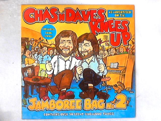 Chas'N'Daves Knees Up LP + BOOKLET By Chas And Dave