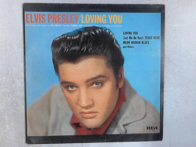 Loving You LP By Elvis Presley