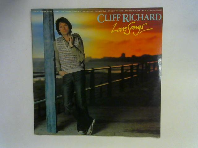 Love Songs LP By Cliff Richard