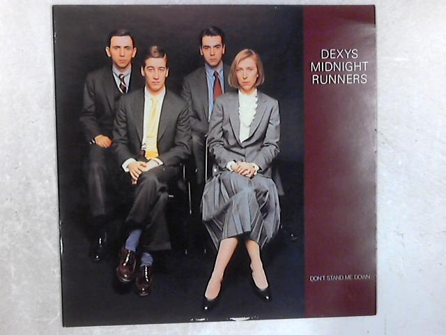 Don't Stand Me Down LP By Dexys Midnight Runners