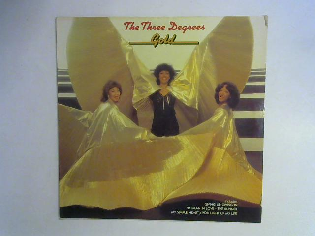 Gold LP By The Three Degrees