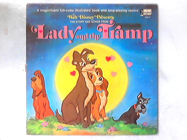 Lady And The Tramp - The Story And Songs From LP GATEFOLD By Unknown Artist