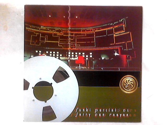 Funki Porcini: Vs Jerry Van Rooyen 12in By Funki Porcini