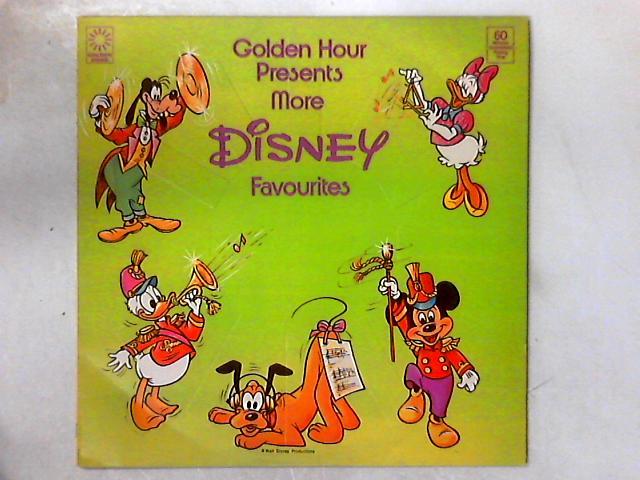 Golden Hour Presents More Disney Favourites LP By Various