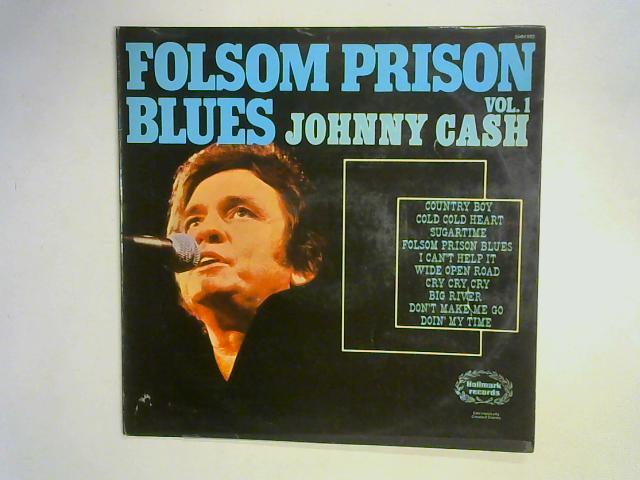 Folsom Prison Blues Vol. 1 LP By Johnny Cash