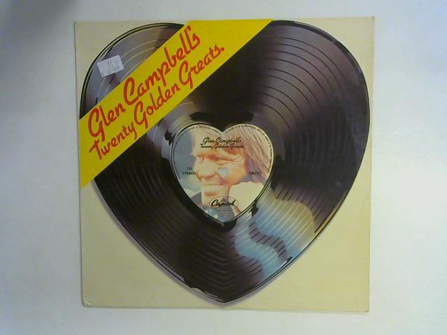 Glen Campbell's Twenty Golden Greats LP By Glen Campbell