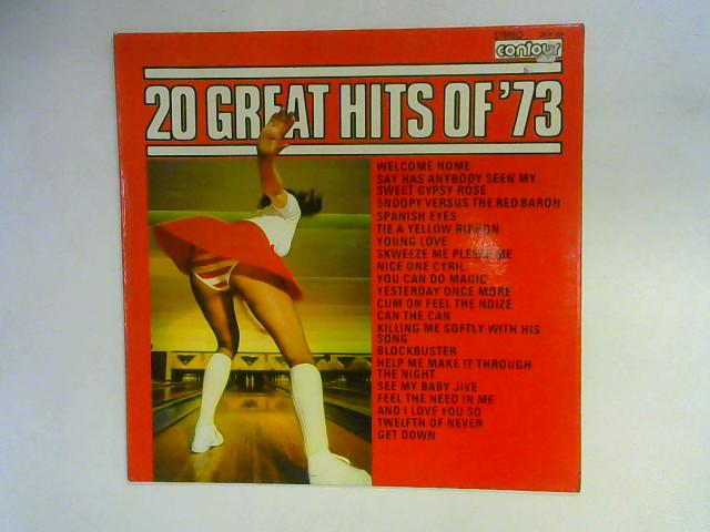20 Great Hits Of '73 LP By Unknown Artist