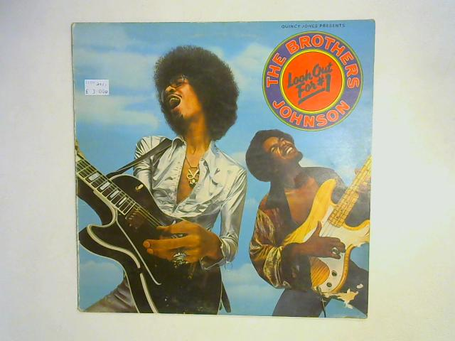 Look Out For #1 LP By Brothers Johnson