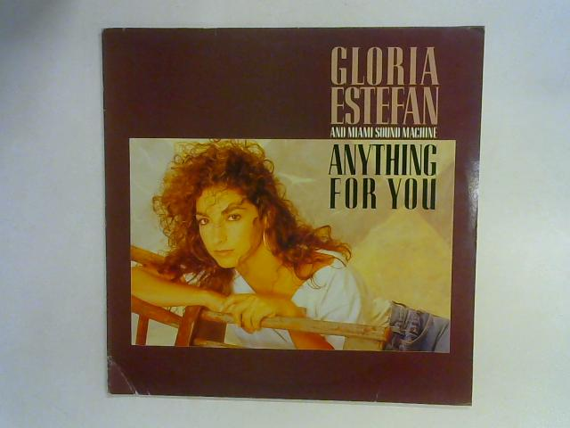 Anything For You LP By Miami Sound Machine
