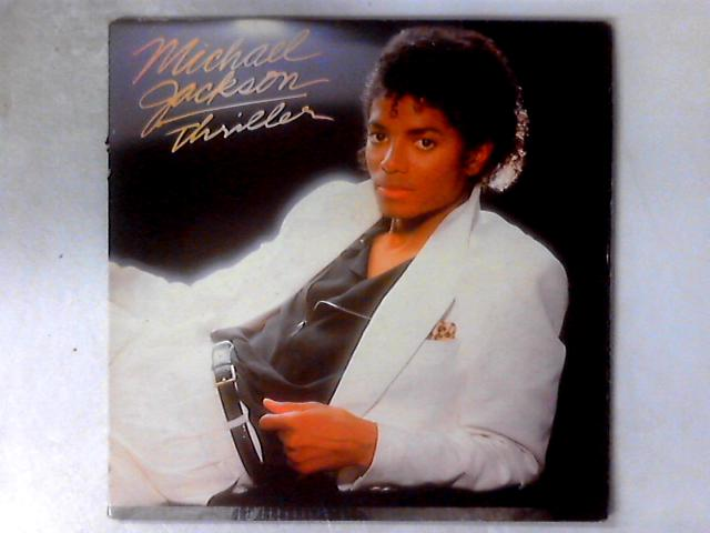Thriller LP GATEFOLD By Michael Jackson