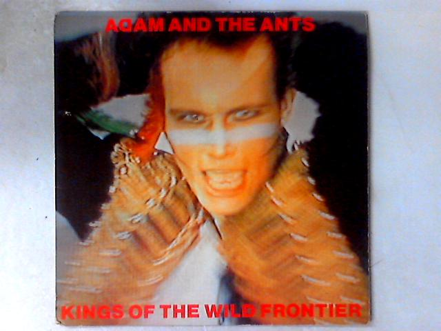 Kings Of The Wild Frontier LP By Adam And The Ants
